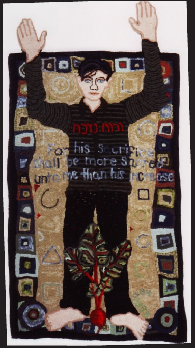 From Sacrifice Triptych, 2004