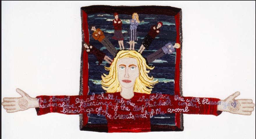 Long Armed Woman, 2005