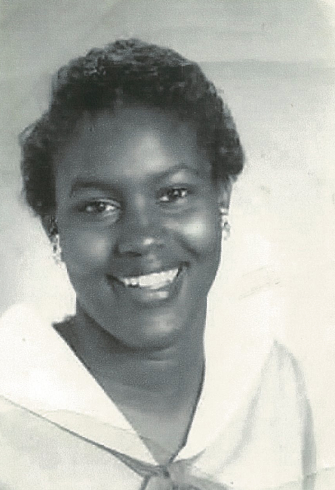 Betty at age 15