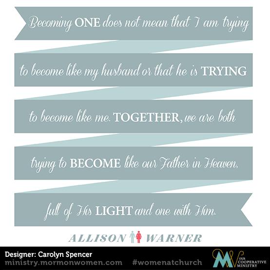 Allison Warner: Become One