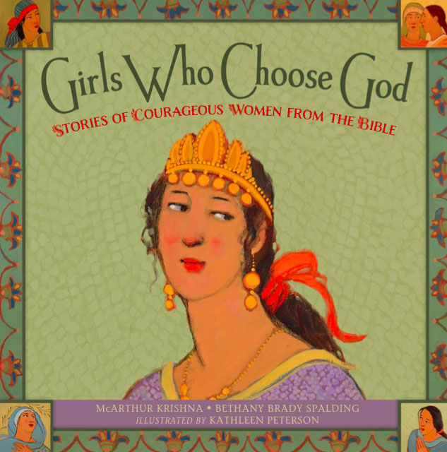 Girls Who Choose God cover