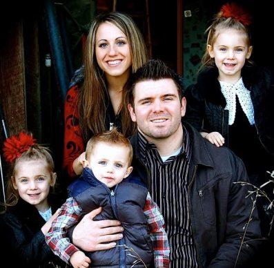 Ashlee Emmett family