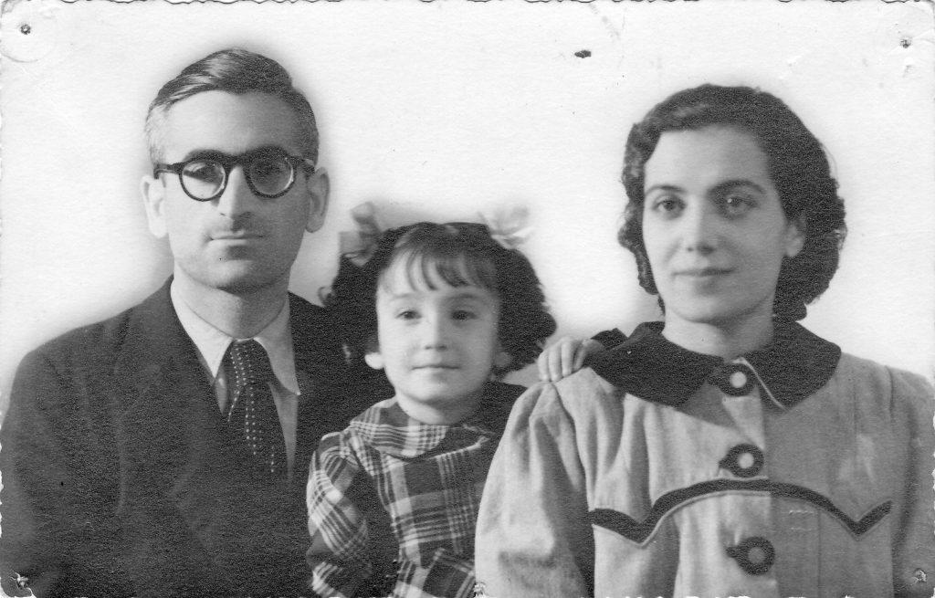 Aida Parents